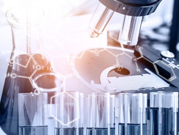 実験室の研究開発産業 Premium写真