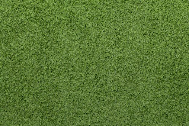Текстура искусственного травяного поля Premium Фотографии