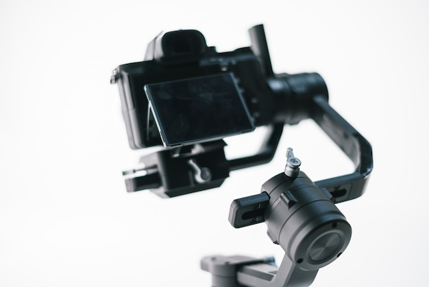 Цифровая камера с современным стабилизатором Premium Фотографии
