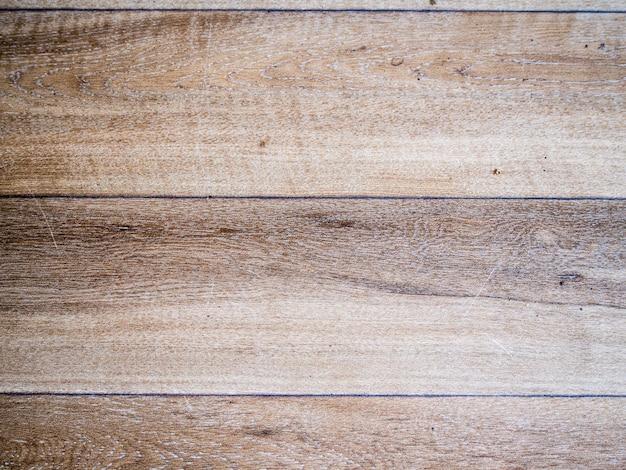 木の壁の背景のテクスチャ Premium写真