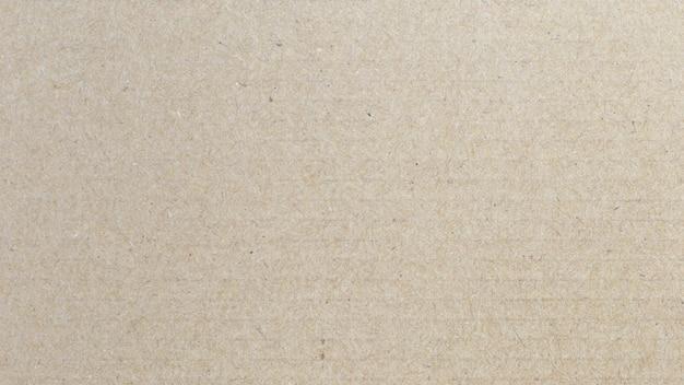 ビジネスコミュニケーションおよび教育のための茶色のリサイクル紙の背景 Premium写真