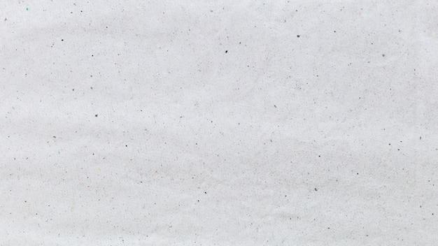しわくちゃの白いリサイクル紙の背景。 Premium写真