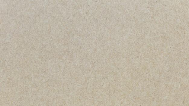 茶色のリサイクル紙の背景。 Premium写真