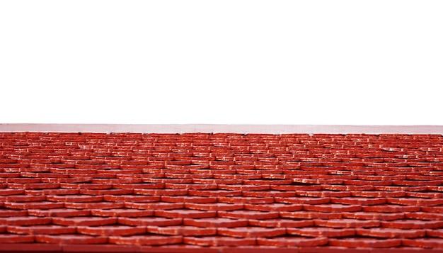 赤レンガの壁のテクスチャグランジ背景 Premium写真