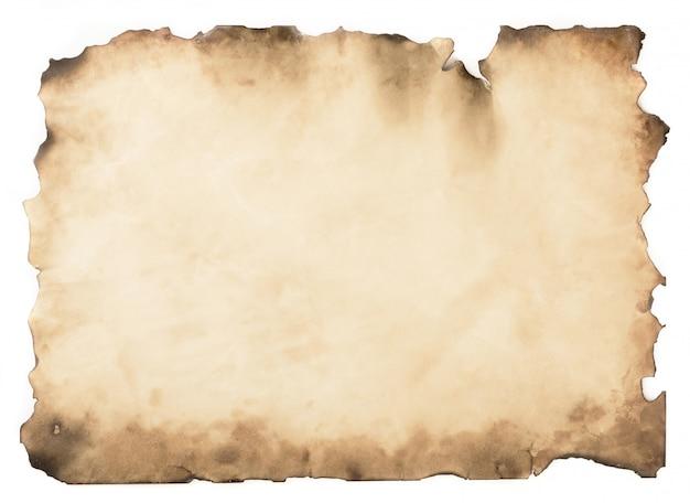 Старая бумага винтаж в возрасте Premium Фотографии