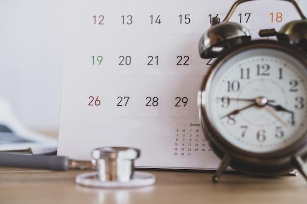 календарь и часы фото чай напиток