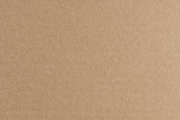 古い茶色の紙のテクスチャ背景 Premium写真