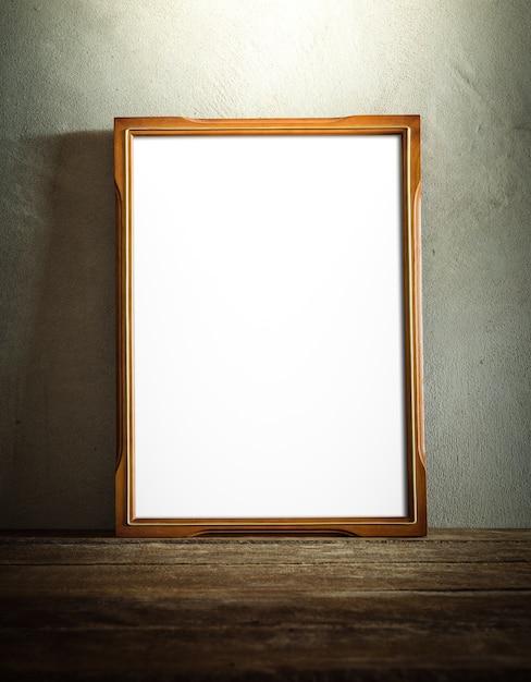 На столе моем стоит в рамочке картинка