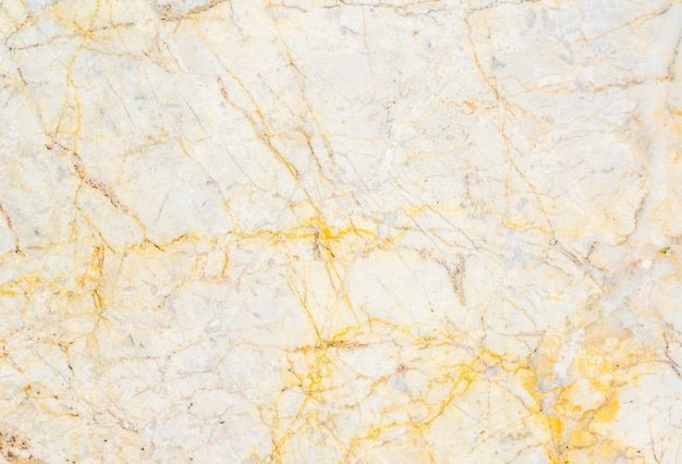 黄色の大理石の石の背景 Premium写真