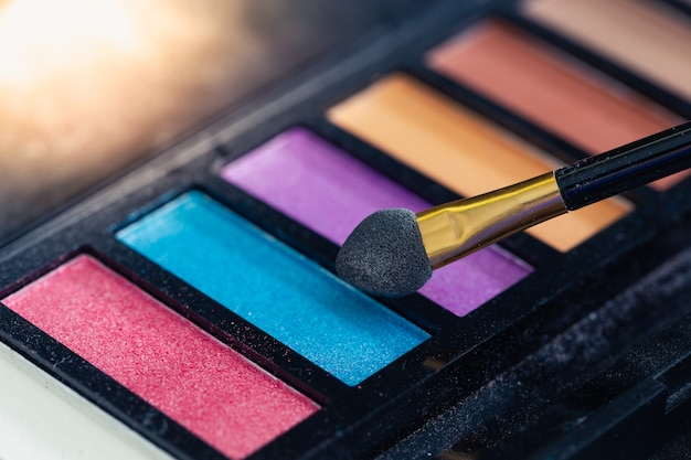 Красочная косметика Premium Фотографии