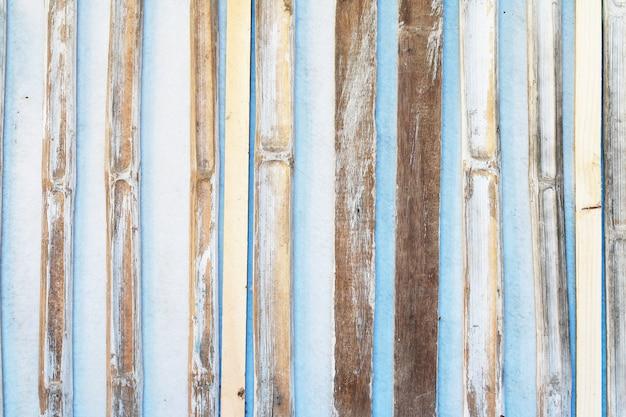 板の木の模様。 Premium写真