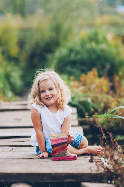 happy little girl - 626×940