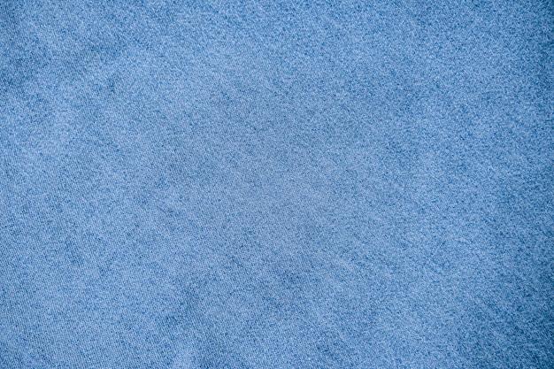 Синие джинсы текстура фон Premium Фотографии