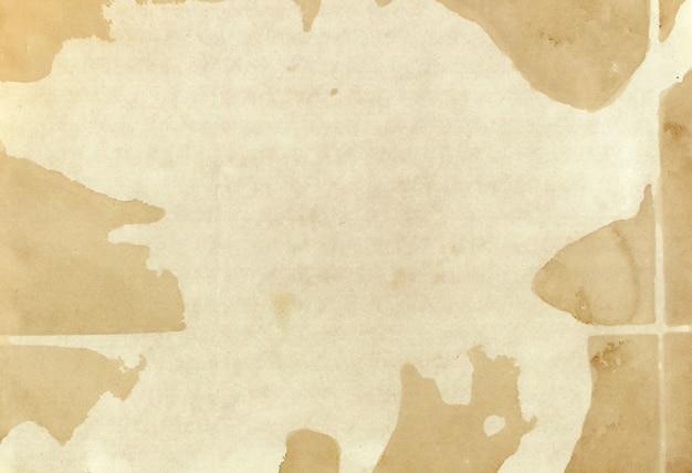 背景テクスチャの古い紙のシート Premium写真