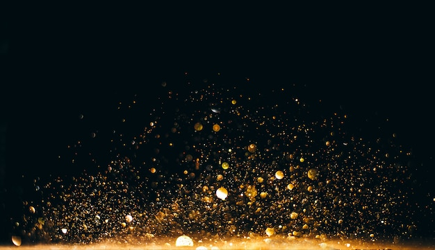 キラキラビンテージライト Premium写真