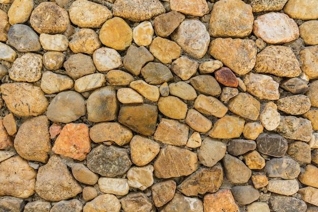 石の壁の模様 Premium写真