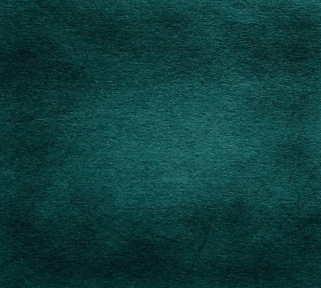 Старая текстура темно-зеленой бумаги Premium Фотографии