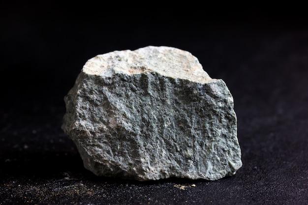 Каолинитовый камень Premium Фотографии