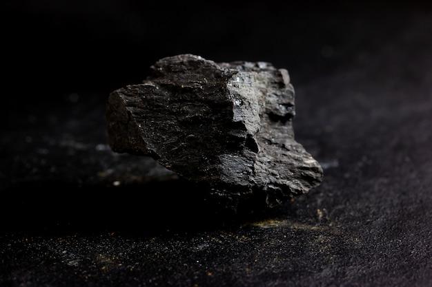 Лигнитовый камень Premium Фотографии