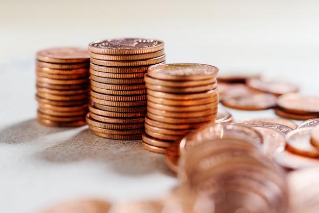 お金と口座金融の概念を節約 Premium写真