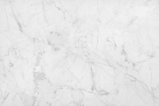 白灰色の大理石のテクスチャ背景 Premium写真