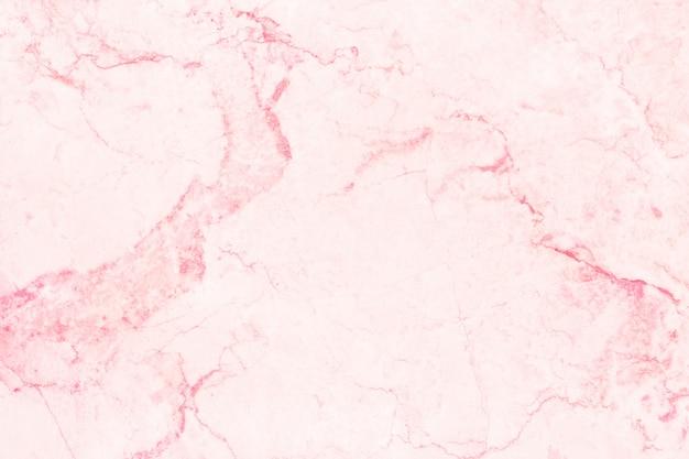 ピンクの大理石のテクスチャ背景 Premium写真