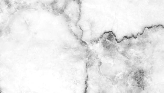 白い大理石模様の質感 Premium写真