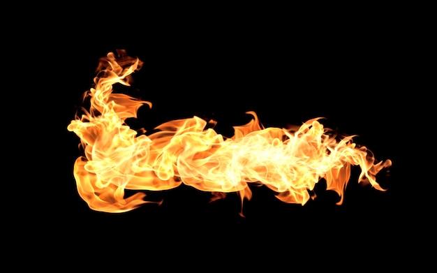 火炎コレクション Premium写真