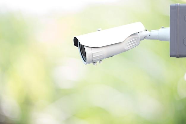 防犯カメラ Premium写真