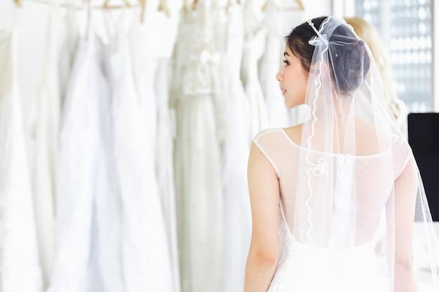 かわいい女性のアジアの肖像 Premium写真