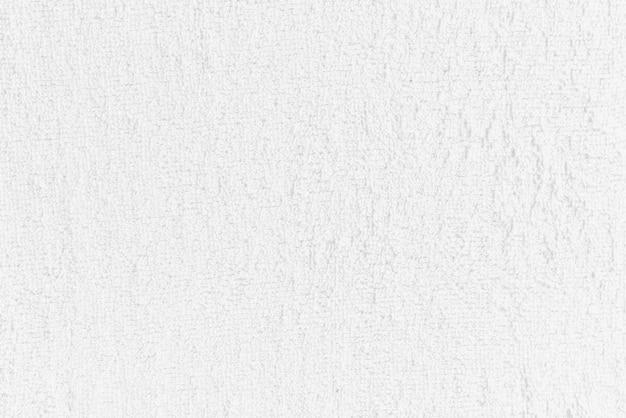 白いタオル、布、布地 Premium写真