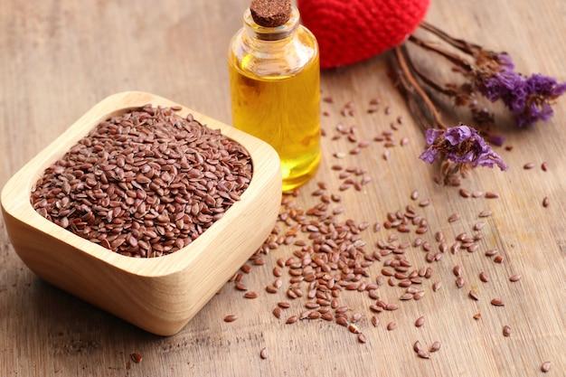 льняное семя полезные свойства для похудения