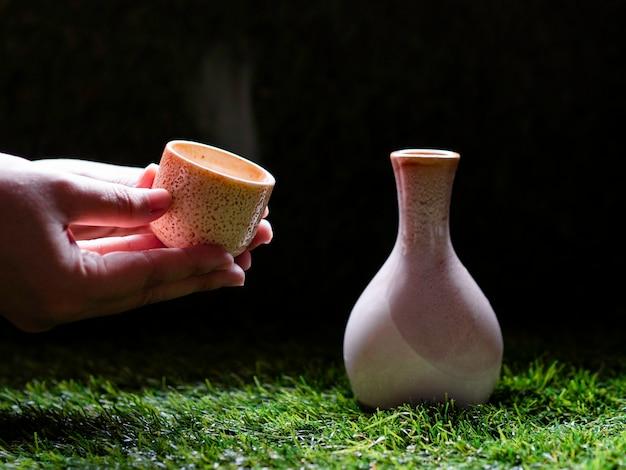 中華/紅茶コンセプトアイデア Premium写真