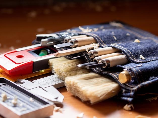Улучшение ремонта дома Premium Фотографии