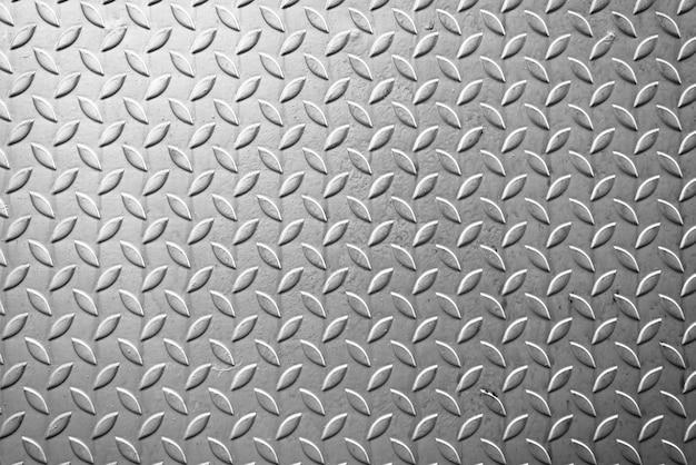 金属テクスチャの背景。グランジ金属の背景 Premium写真