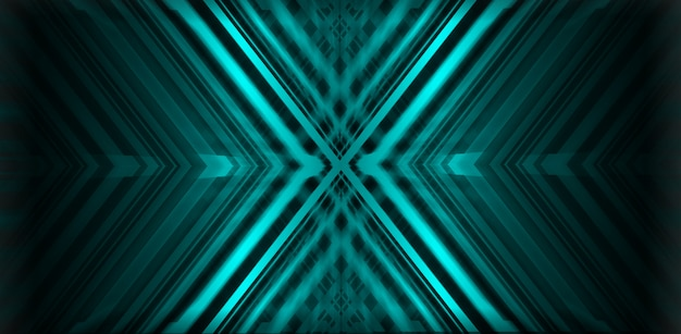 Синий х абстрактный фон Premium Фотографии