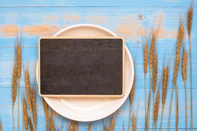 世界の食糧の日のコンセプト Premium写真