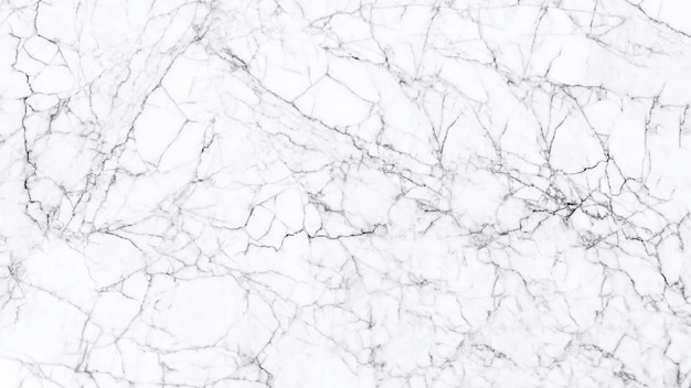 白い大理石のテクスチャと背景。 Premium写真