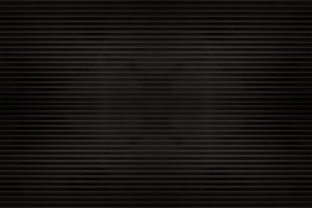 パターンデザインのアートワークのための黒いメタリックな背景 Premium写真