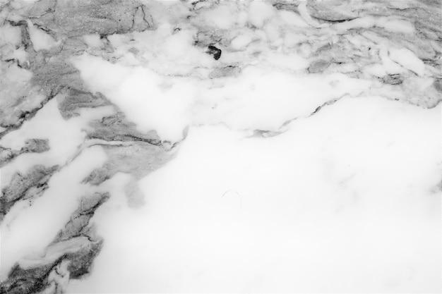 背景やデザインアートワークのための自然なパターンと白い大理石のテクスチャ。 Premium写真