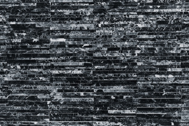 Каменная стена текстура плитка шаблон интерьера фон Premium Фотографии