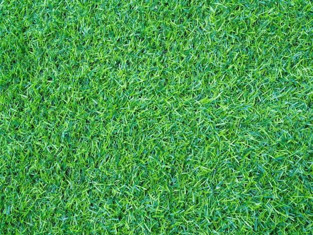 Баннер с зеленым газоном трава фон Premium Фотографии