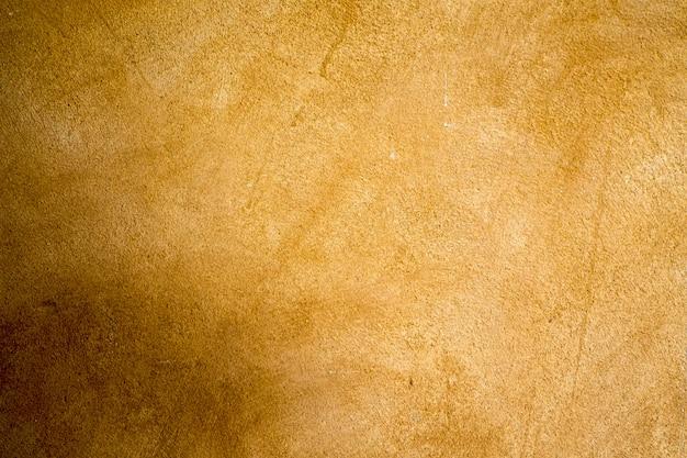 背景のための茶色のコンクリート壁。 Premium写真