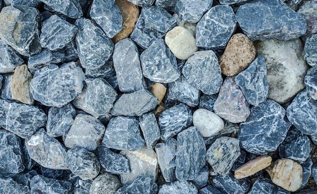 背景として岩のテクスチャを閉じる Premium写真