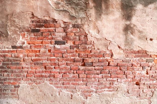 石の壁の背景テクスチャ Premium写真