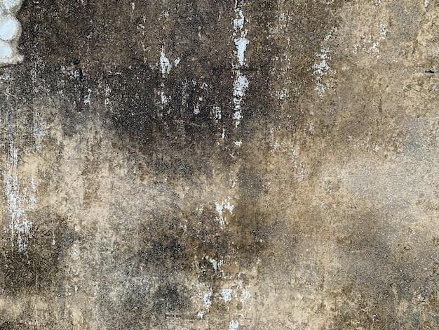 Старая бетонная стена. Premium Фотографии
