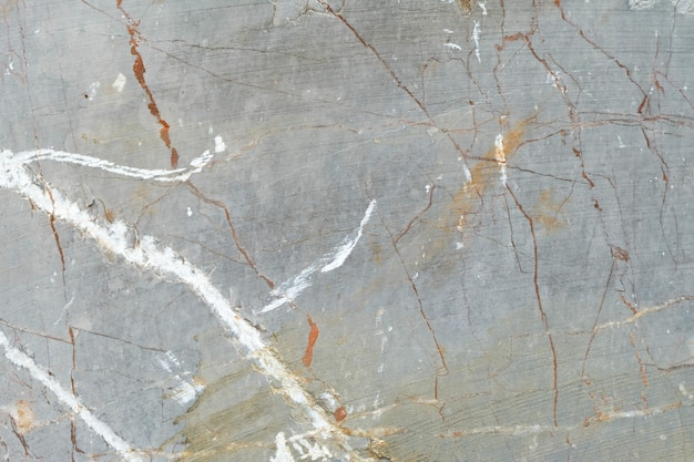 自然な灰色の大理石の表面の質感。 Premium写真