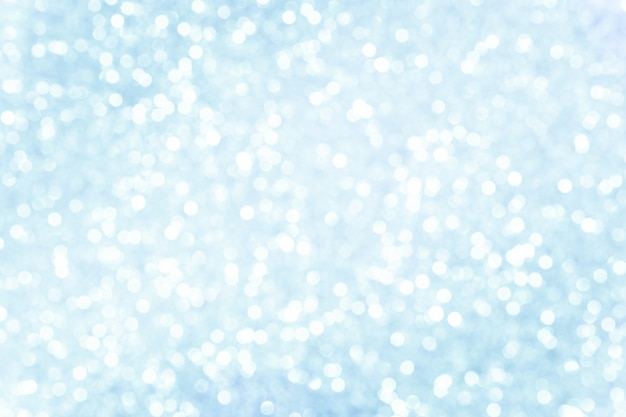 抽象的な背景テクスチャブルーキラキラとエレガントなクリスマス。 Premium写真