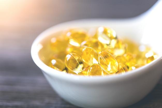 健康的なビタミン Premium写真