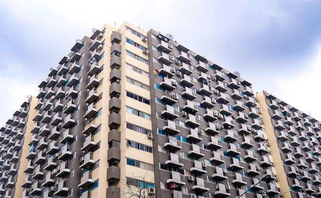 大都市の高層ビル Premium写真